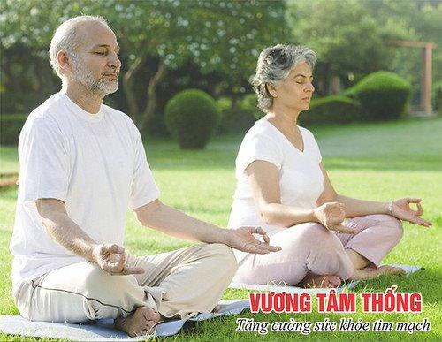 Thiền tịnh rất tốt cho người bệnh suy tim độ 3